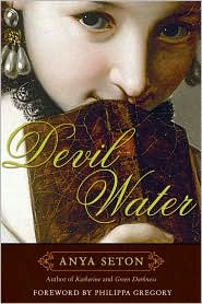 Cover for Devil Water