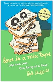 Cover of Love is a Mix Tape