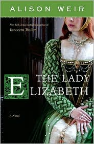 The Cover to The Lady Elizabeth