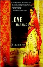 Cover for Love Marriage