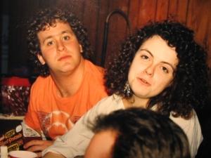 Renee Crist and Jimm