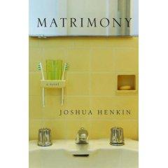 Cover of Matrimony