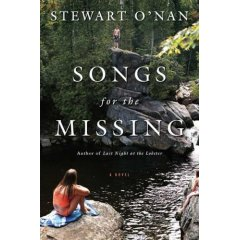 Cover for Songs for the Missing